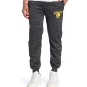 NBA Warriors Space Dyed Joggers